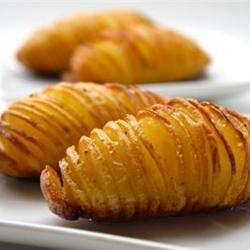 Patate al forno con pangrattato e pecorino