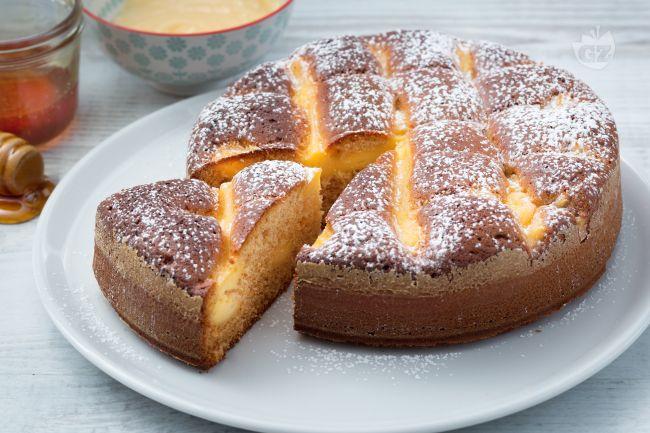 Ricetta torta al miele