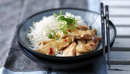 Ricetta cucina cinese: pollo al limone