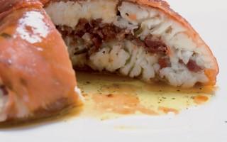 Ricetta carpa in porchetta