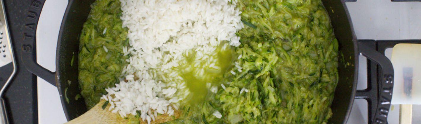 Ricetta minestra di zucchine