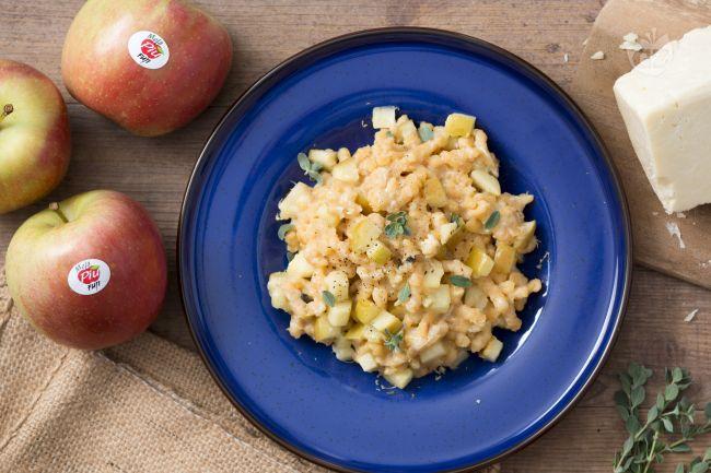 Ricetta passatelli con ragù di mele