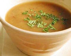 Zuppa di cipolle umbra