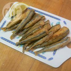 Sardine fritte al limone