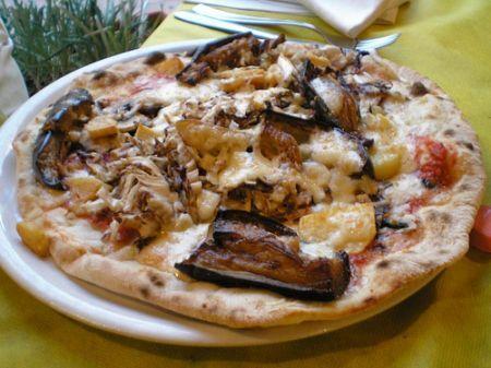 Ricetta pizza alle verdure con lievito istantaneo