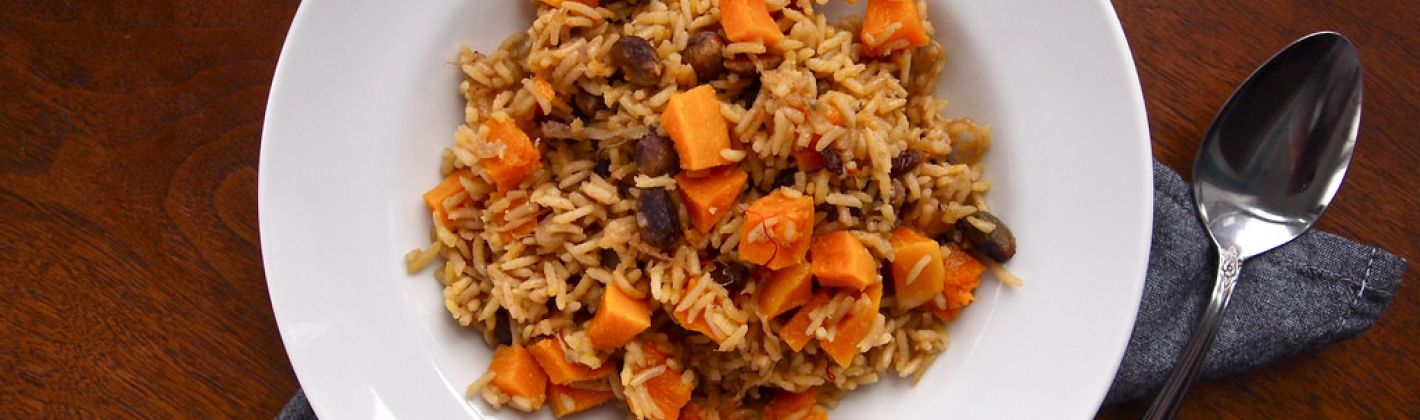 Ricetta risotto con zucca e renette all'amarone