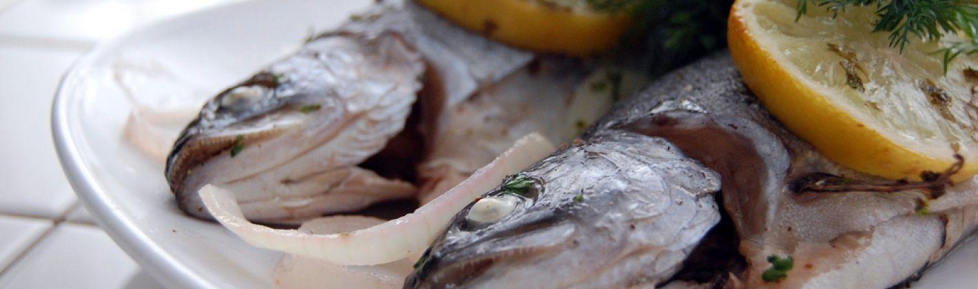 Ricetta trota salmonata al cartoccio