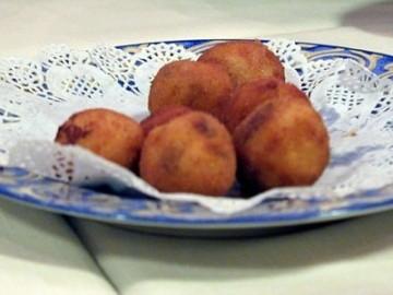 Ricetta palline dorate di mele