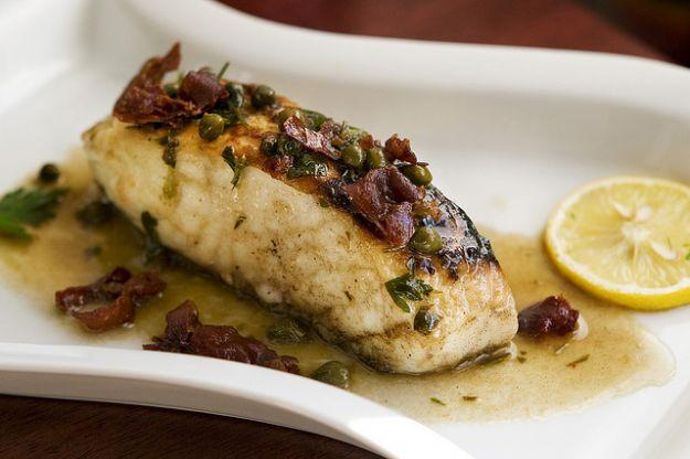 Ricetta halibut al forno