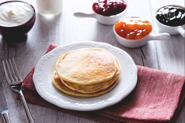 Ricetta pancakes senza burro