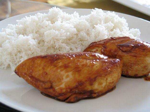 Ricetta pollo teriyaki