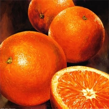 Ricetta anello di riso all'arancia