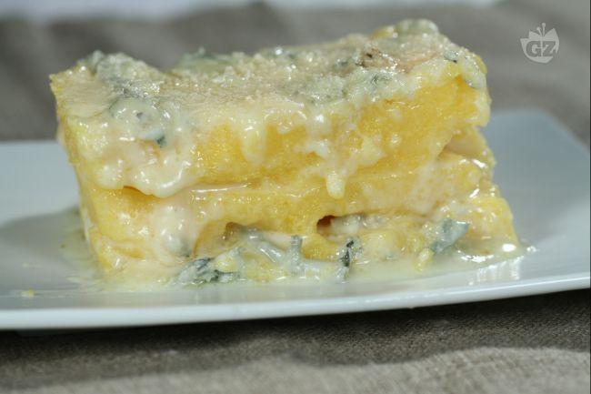Ricetta polenta concia