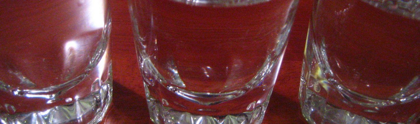 Ricetta vodka al peperoncino