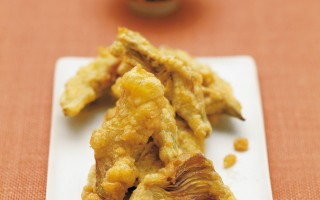 Ricetta carciofi fritti in pastella