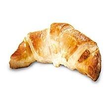 Ricetta croissant al prosciutto