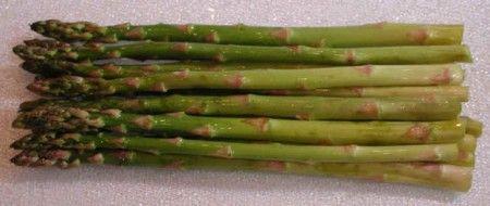 Ricetta bavarese di asparagi