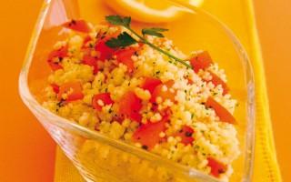 Ricetta insalata di cus-cus alle cipolle
