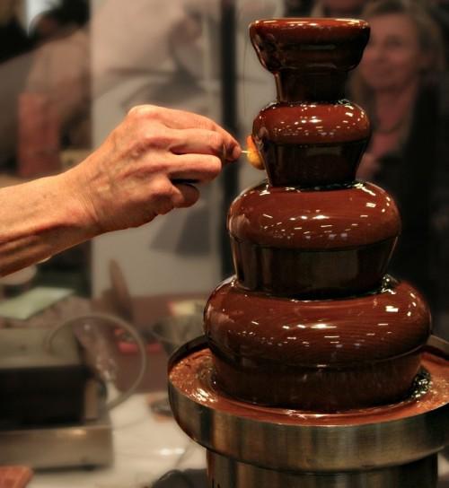 Ricetta fonduta di cioccolato