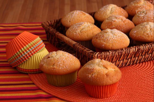 Ricetta american muffin