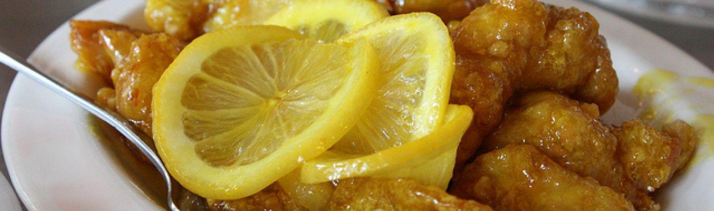 Ricetta pollo al limone e zenzero