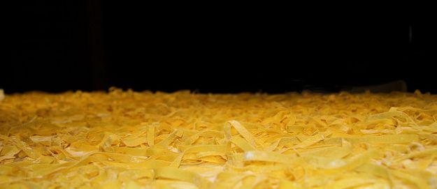 Ricetta minestra di tagliatelle e castagne