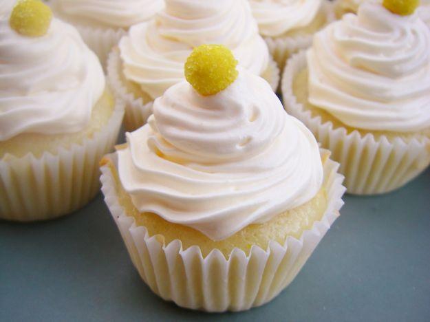 Ricetta cupcakes mimosa