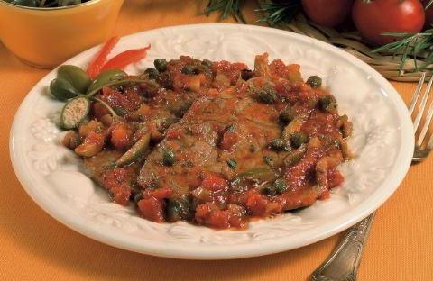 Bistecca alla siciliana