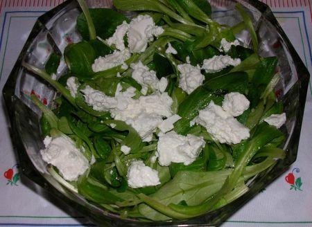 Ricetta insalata fior di limone