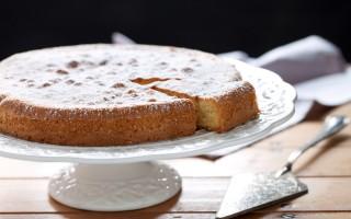 Ricetta torta al limone senza glutine