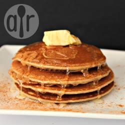 Pancakes di pasta madre senza glutine