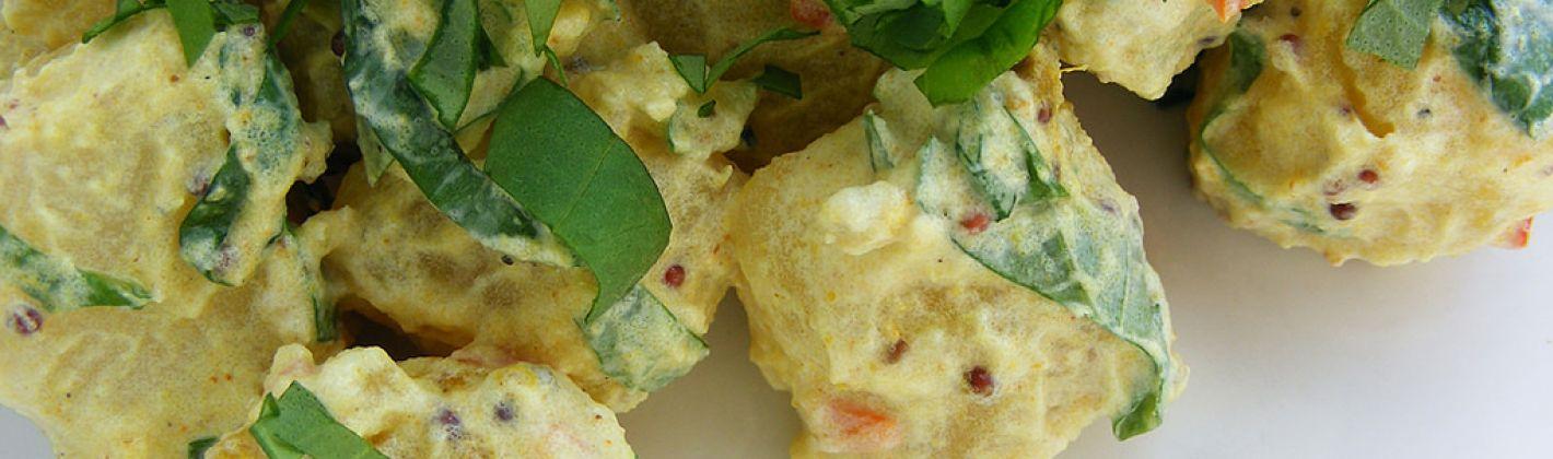 Ricetta insalata di patate, capperi e acciughe