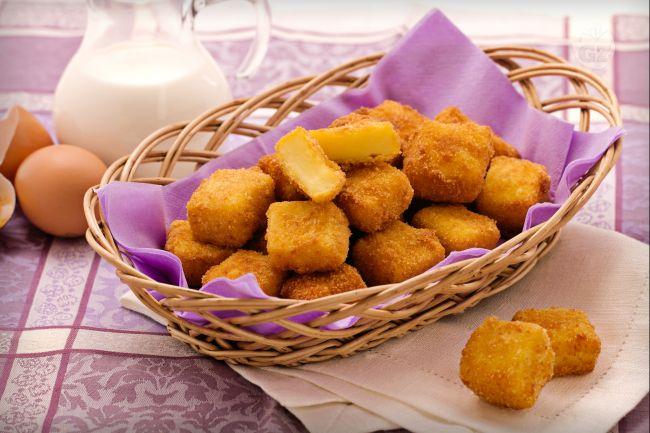 Ricetta crema fritta