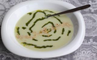 Ricetta vellutata di broccolo romanesco