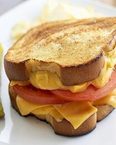 Ricetta toast prosciutto e formaggio