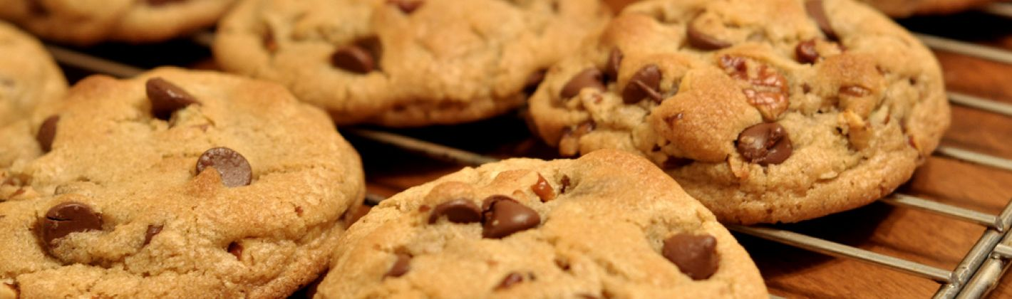 Ricetta cookies al cioccolato