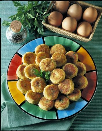 Ricetta frittelle di patate