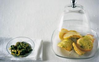 Ricetta tegole ai pistacchi