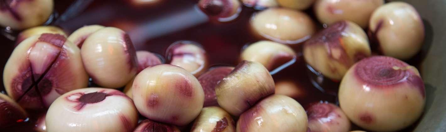 Ricetta cipolline sottaceto