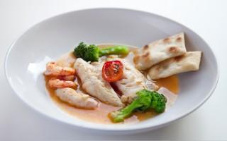 Ricetta gallinella in brodo (di mare e di odori)