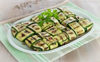Ricetta fagottini di zucchine
