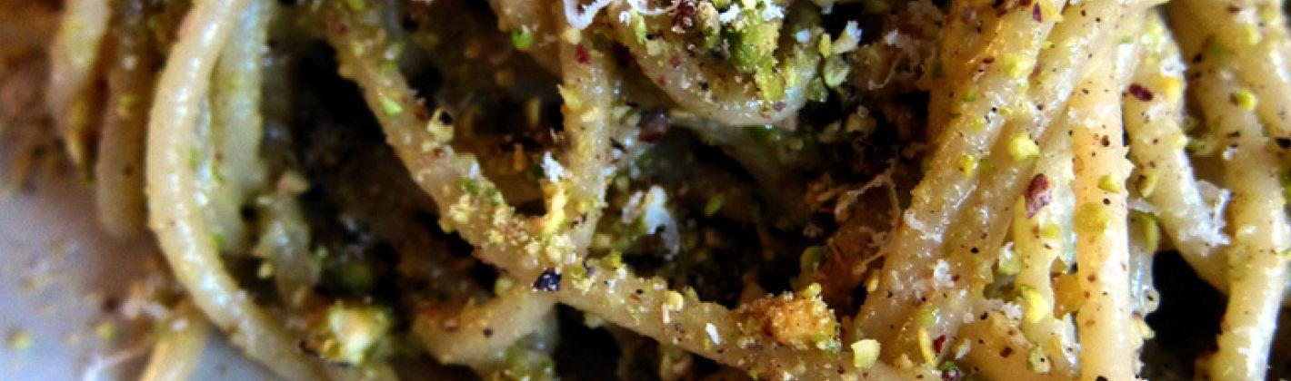 Ricetta il pesto di pistacchi