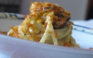 Ricetta spaghetti alle vongole veraci e bottarga di cabras ...