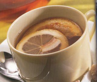 Ricetta tè al cocco e agrumi