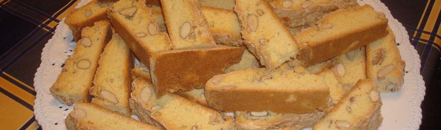 Ricetta biscotti con mandorle e zenzero