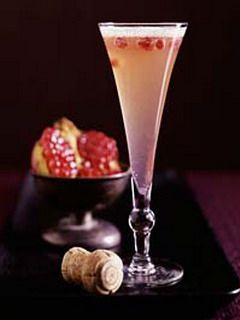 Ricetta champagne cocktail