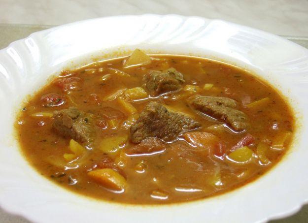 Ricetta gulash ungherese