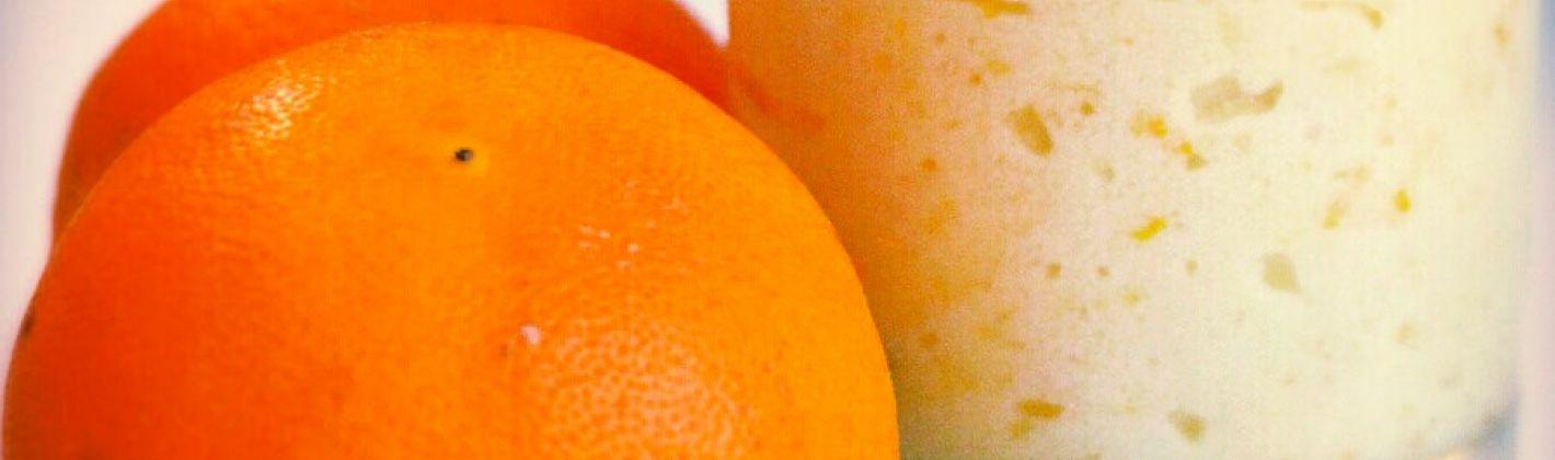 Ricetta mousse all'arancia
