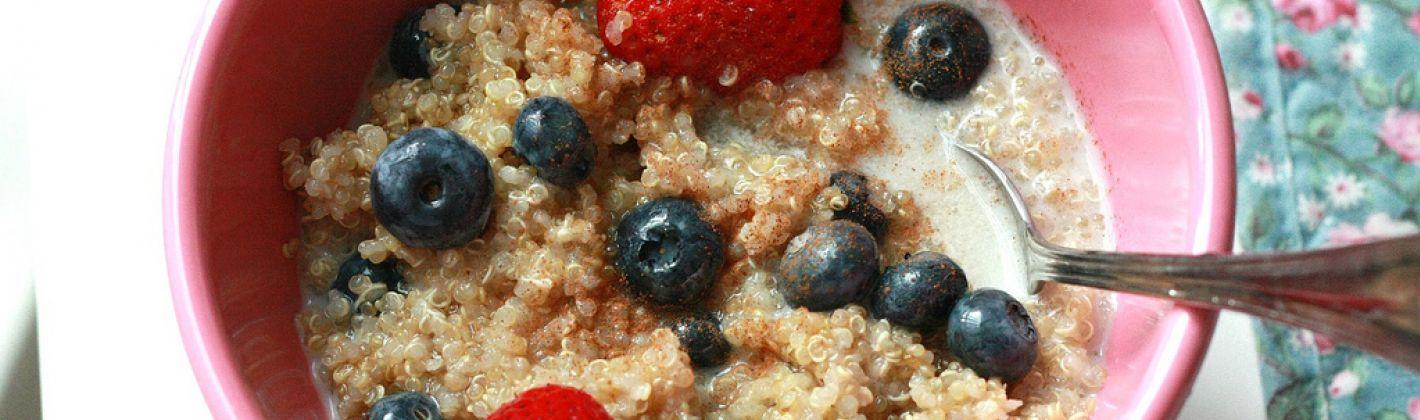 Ricetta quinoa dolce al latte di sosia