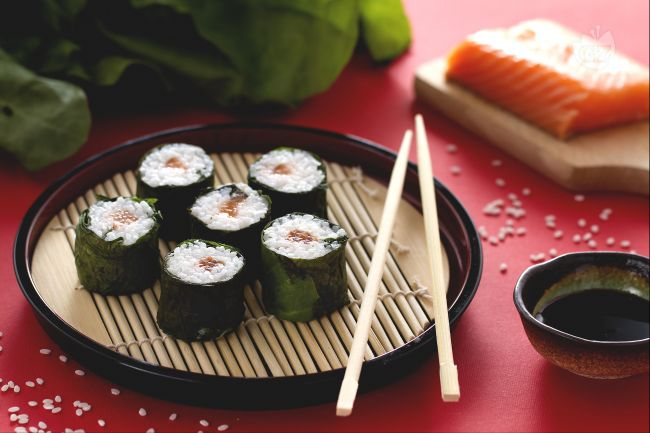 Ricetta sushi all'italiana